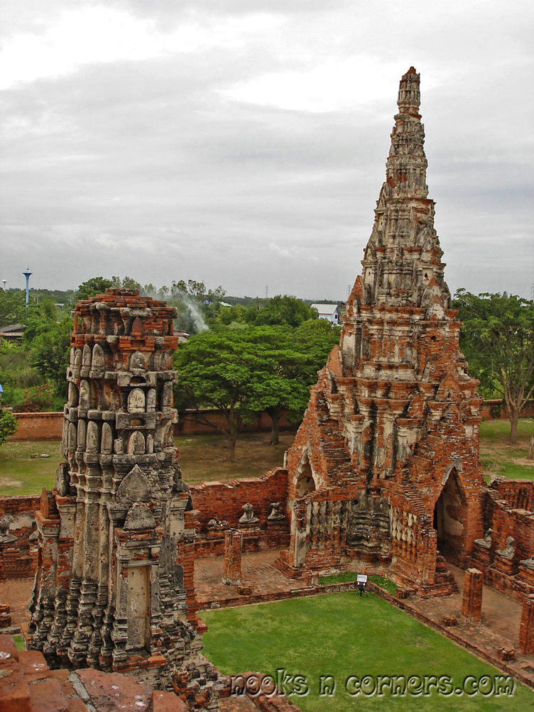 Ruins of Phrah Maha That Temple