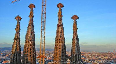 Travel Barcelona – La Sagrada Familia