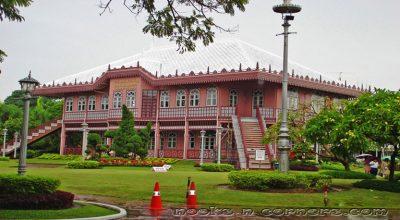 Vimanmek Mansion – Summer Palace in Bangkok